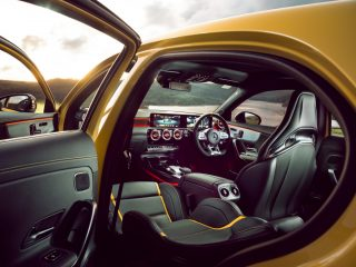 Mercedes Benz A45 AMG Australia 10