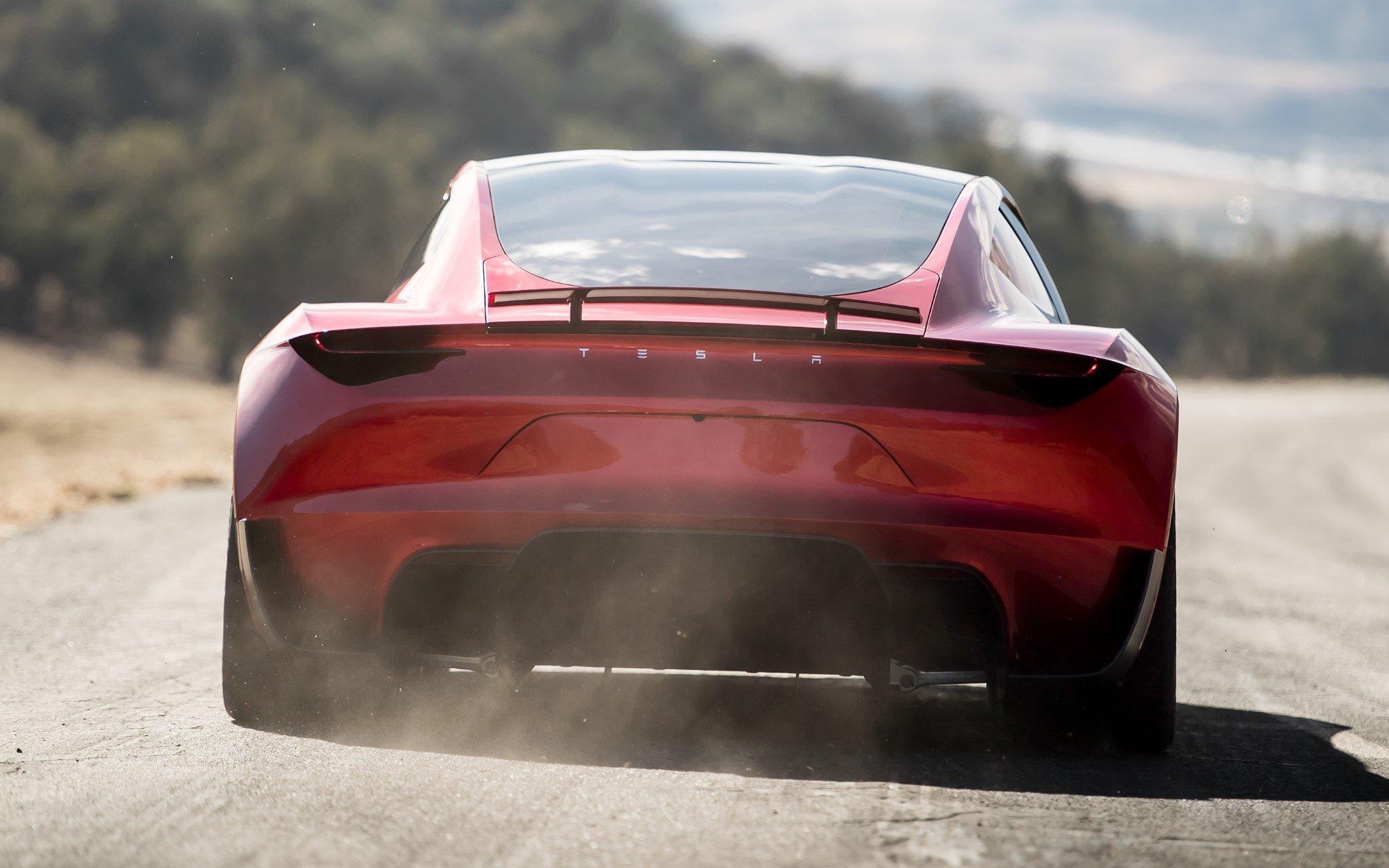 Tesla Roadster 2022 2
