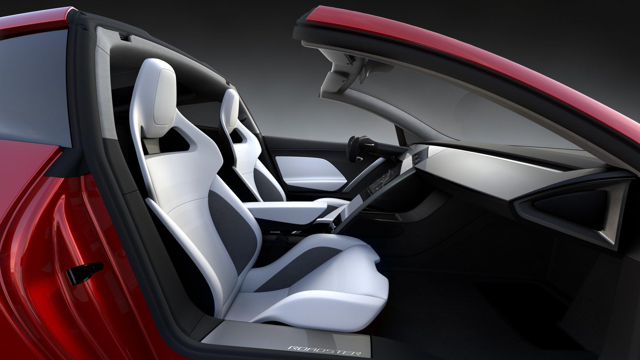 Tesla Roadster 2022 3