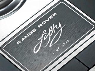 Range Rover 50th anniversary 10