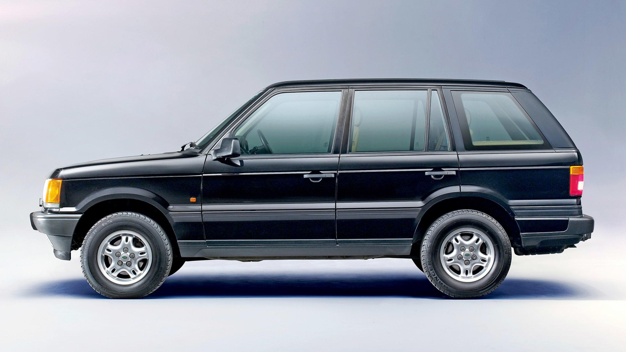 Range Rover 50th anniversary 6