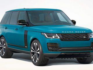 Range Rover 50th anniversary 9