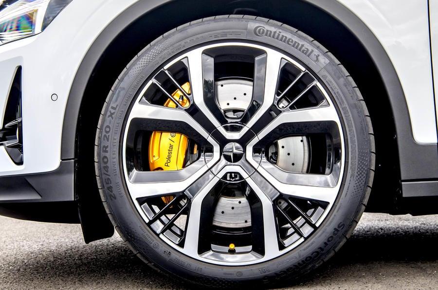 9 polestar2 performance wheel