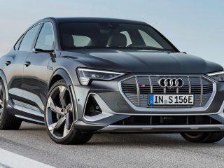 Audi e tron Sportback S 2020