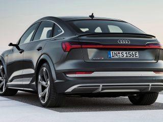 Audi e tron Sportback S 2020 6