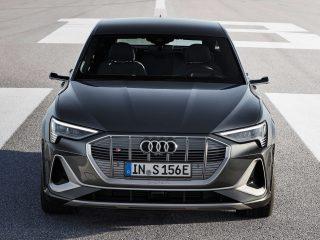 Audi e tron Sportback S 2020 8