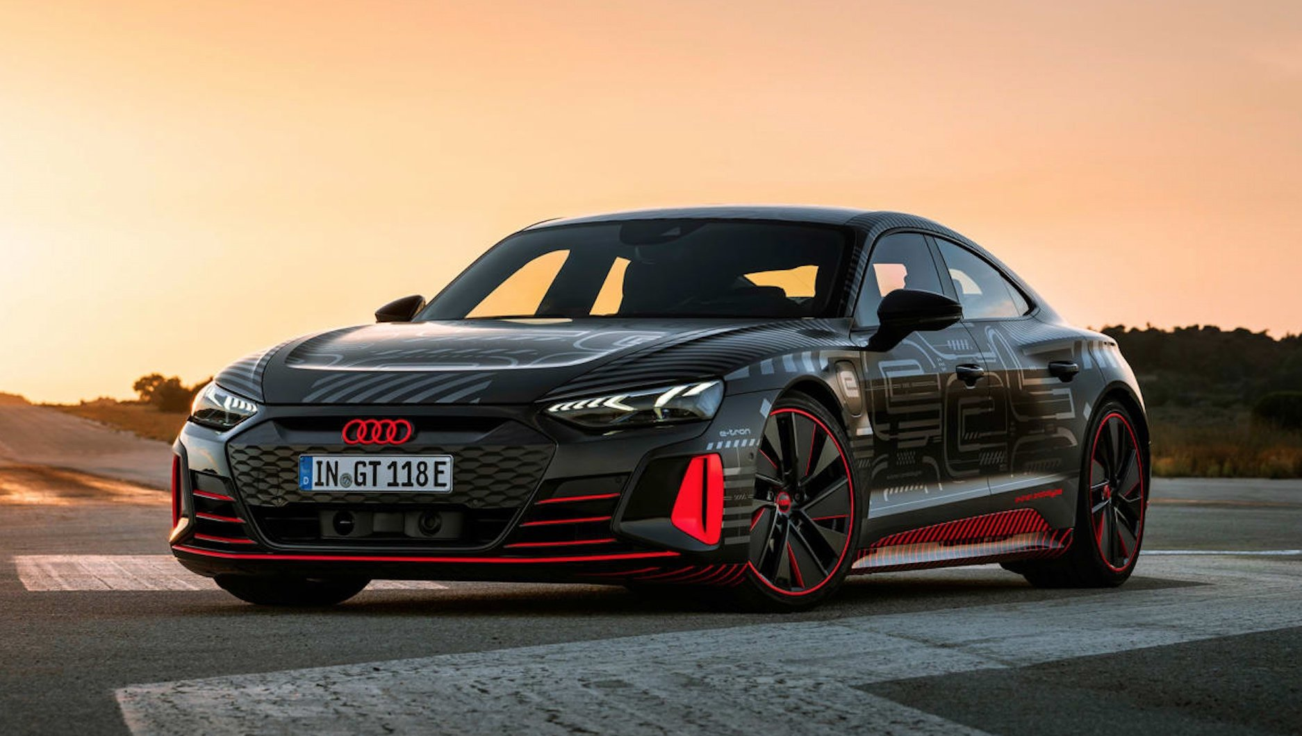 Audi RS E-tron GT details, prices and specs - Automotive Daily