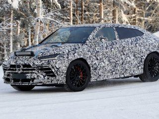 Lamborghini Urus facelift 14