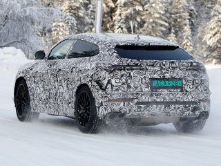 Lamborghini Urus facelift 3
