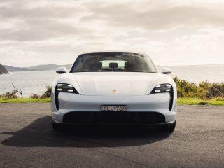 Porsche Taycan Australia 1