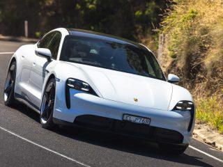 Porsche Taycan Australia 28