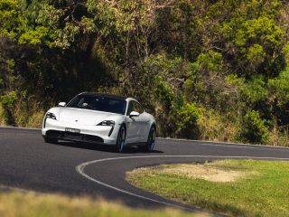 Porsche Taycan Australia 30