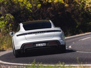Porsche Taycan Australia 33