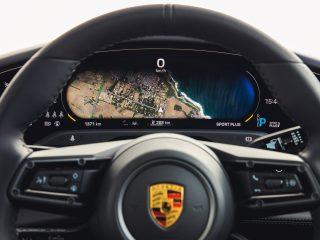 Porsche Taycan Australia 42