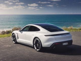 Porsche Taycan Australia 5