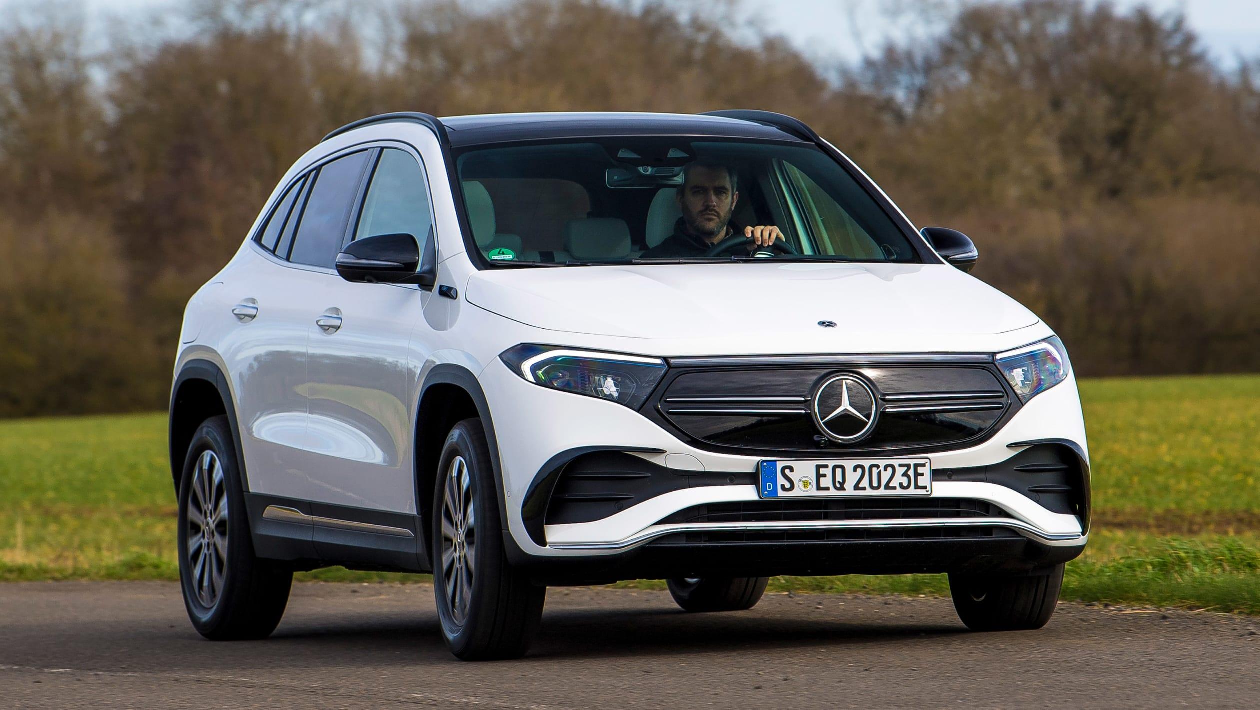 2021 Mercedes Benz EQA 18