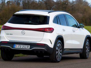 2021 Mercedes Benz EQA 19