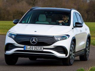 2021 Mercedes Benz EQA 20