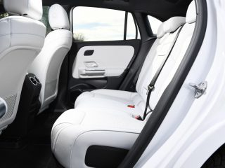 2021 Mercedes Benz EQA 6