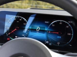 2021 Mercedes Benz EQA 9