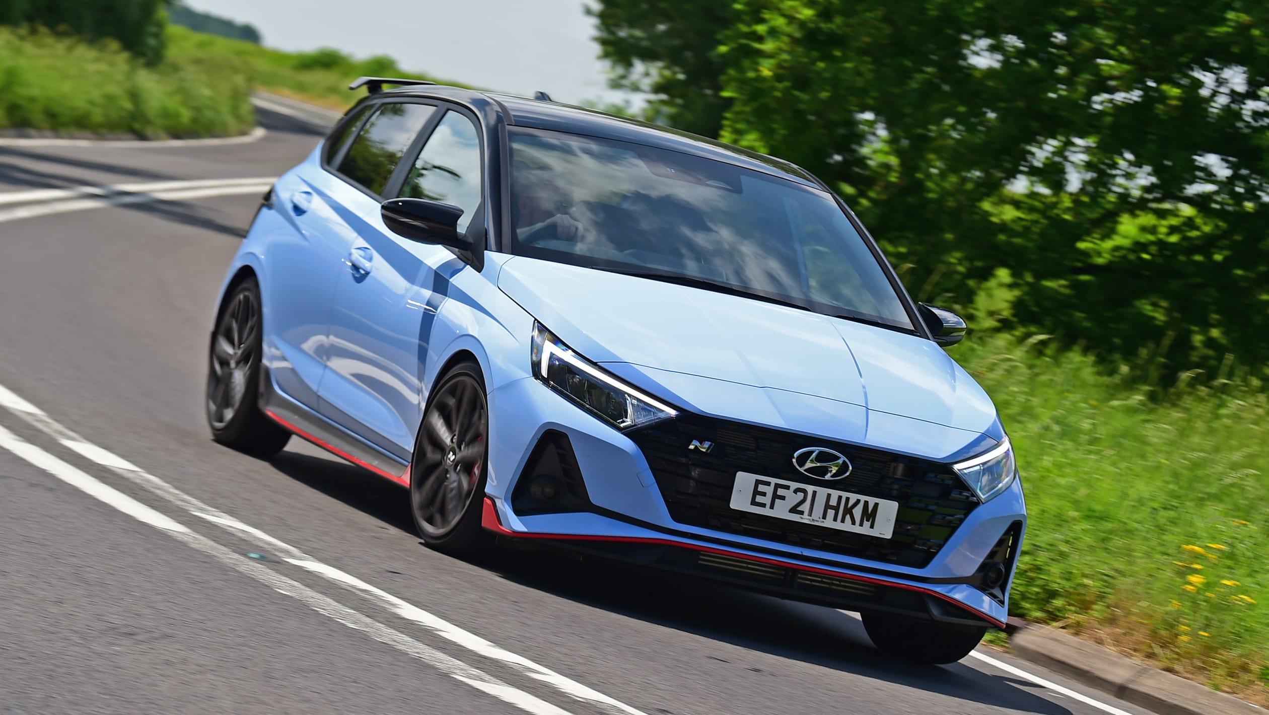 Hyundai i20 N Overseas Review 8