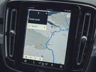 Volvo XC40 recharge P8 5