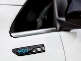 3 mercedes benz eqv 2021 lhd first drive review side decal