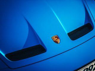 4 porsche 911 gt3 2021 uk first drive review bonnet
