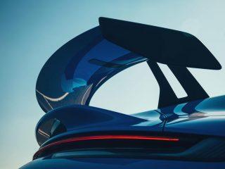 7 porsche 911 gt3 2021 uk first drive review spoiler