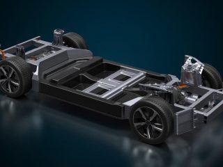 92 wae italdesign ev platform chassis