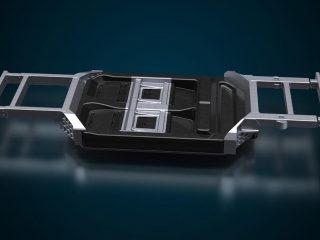 95 wae italdesign ev platform battery case