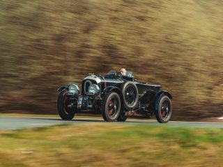 Bentley Blower Continuation revival 4