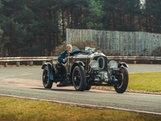 Bentley Blower Continuation revival 6