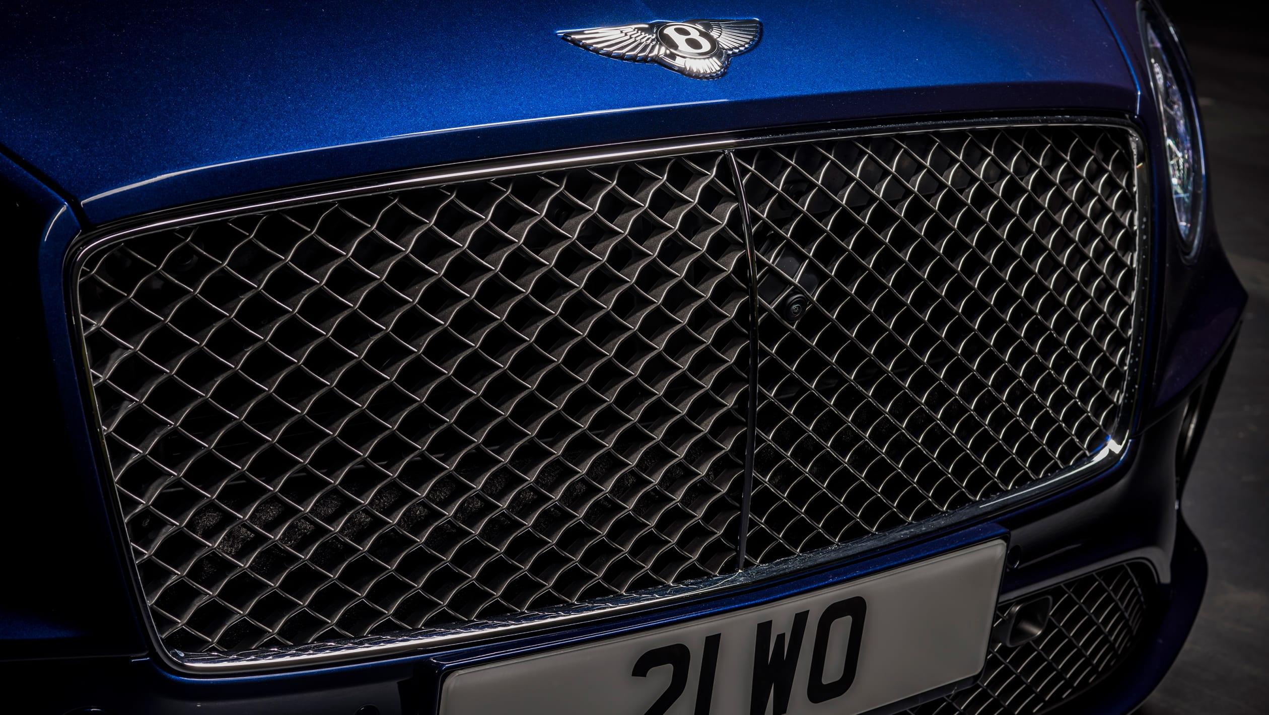 Bentley GTC Convertible Speed 4
