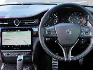 Maserati Quattroporte Trofeo 13