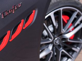 Maserati Quattroporte Trofeo 7
