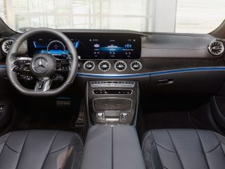 Mercedes AMG CLS 53 facelift 2021 12