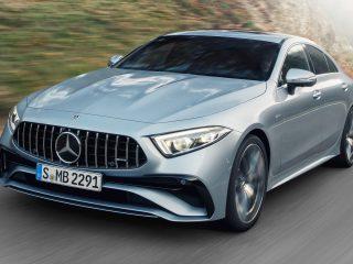 Mercedes AMG CLS 53 facelift 2021 3