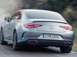 Mercedes AMG CLS 53 facelift 2021 7