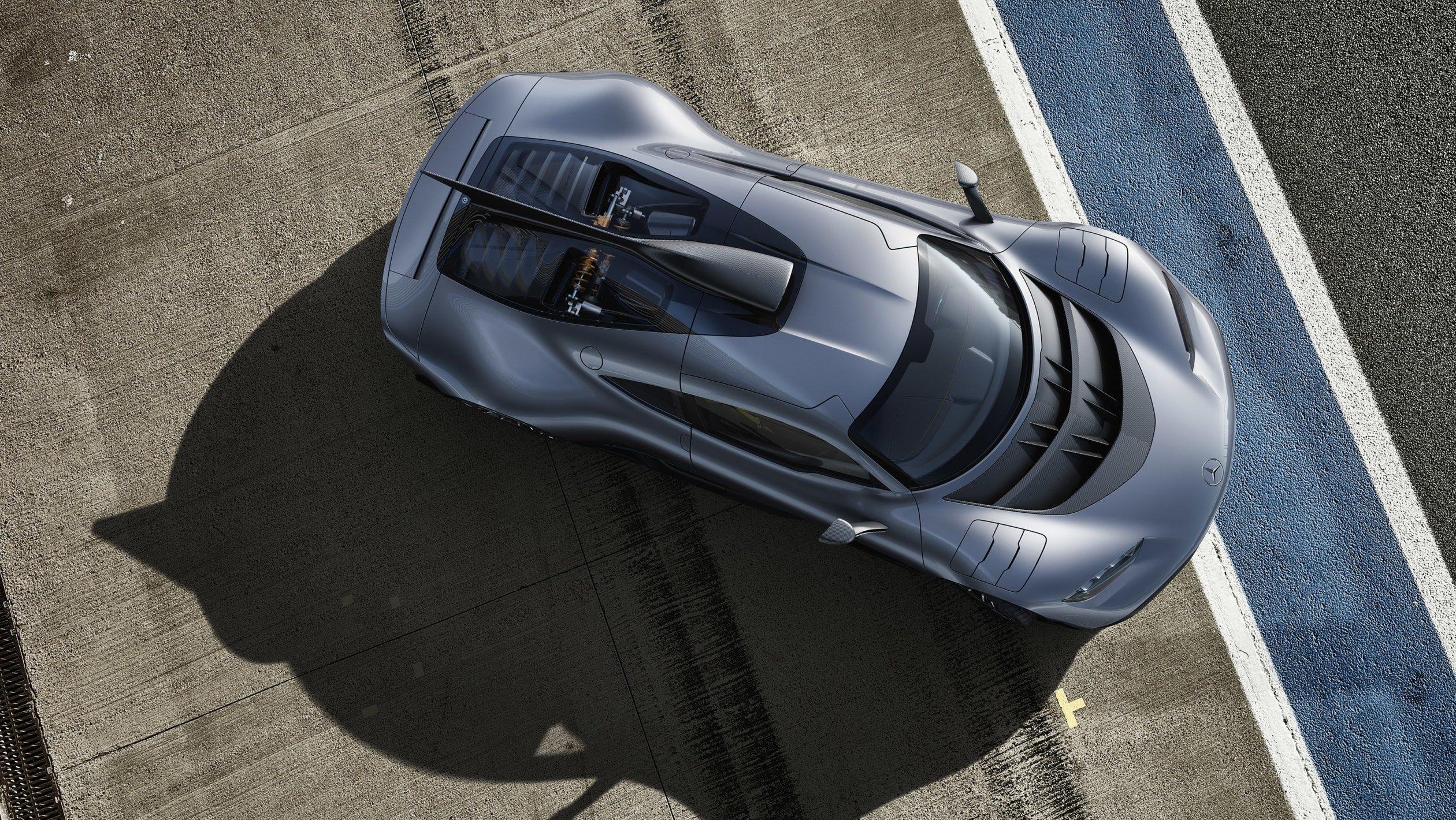 Mercedes AMG One 4