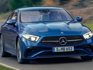 Mercedes CLS facelift 2021 4