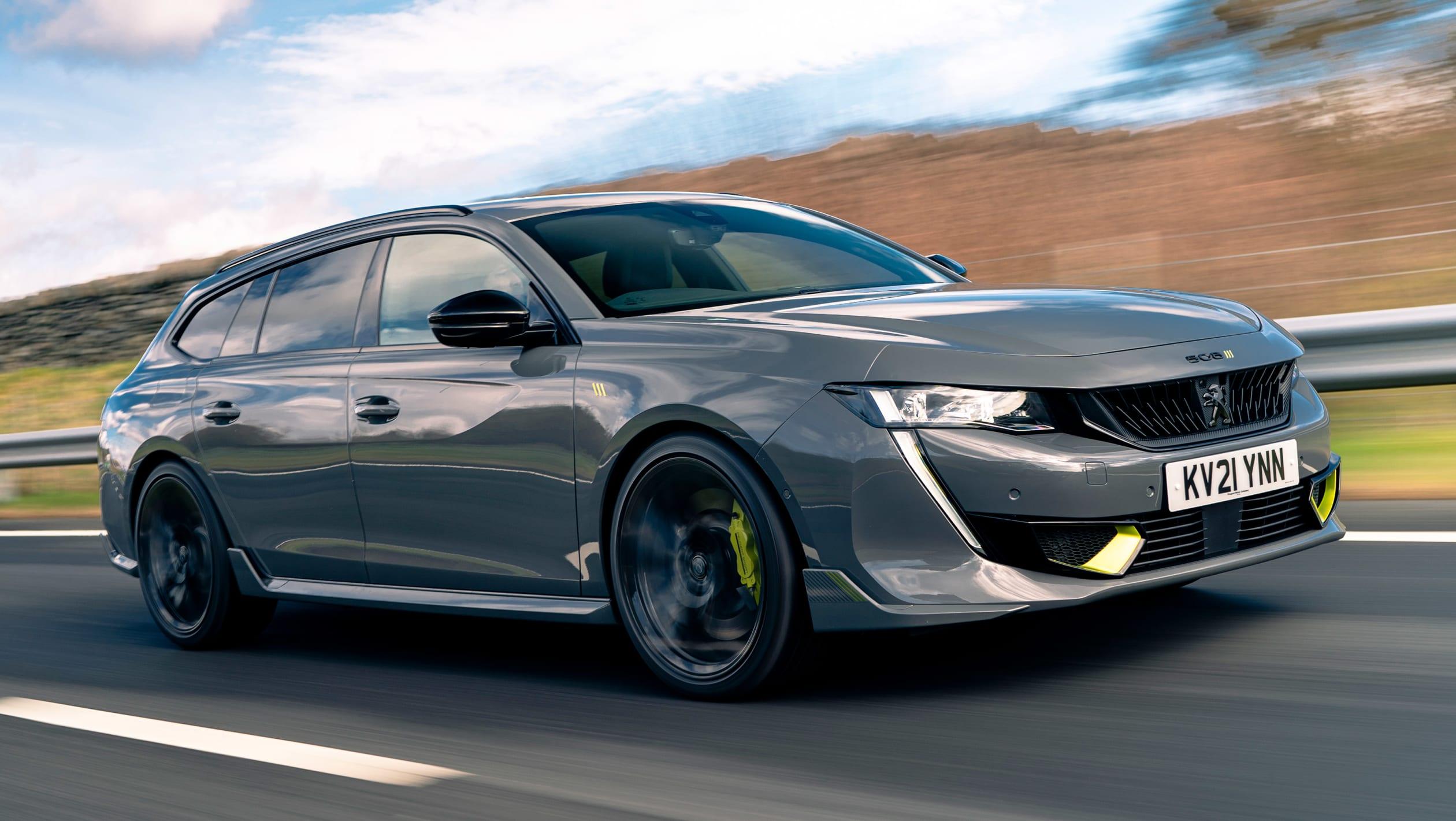New Peugeot 508 Sport Engineered 21