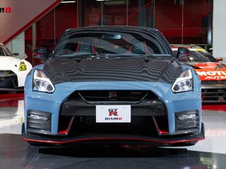 Nissan GTR Nismo Special Edition 10