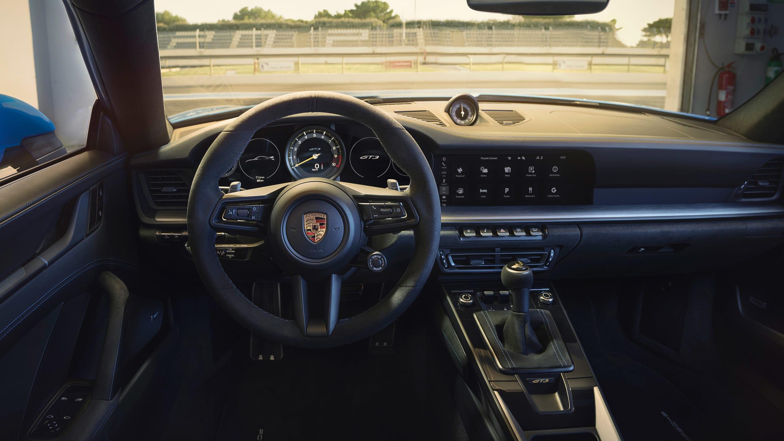 Porsche 911 GT3 992 reveal 2