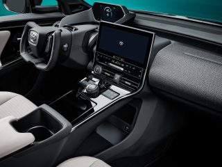 Toyota BZ concept 3