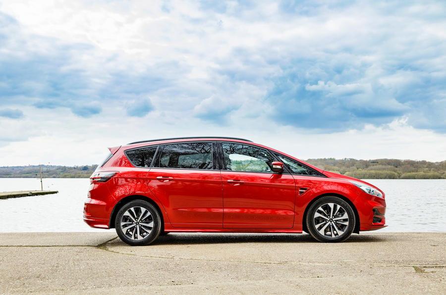 13 ford s max hybrid 2021 uk fd static side