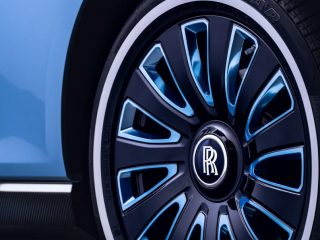 89 rolls royce boat tail 2021 official reveal alloy wheels