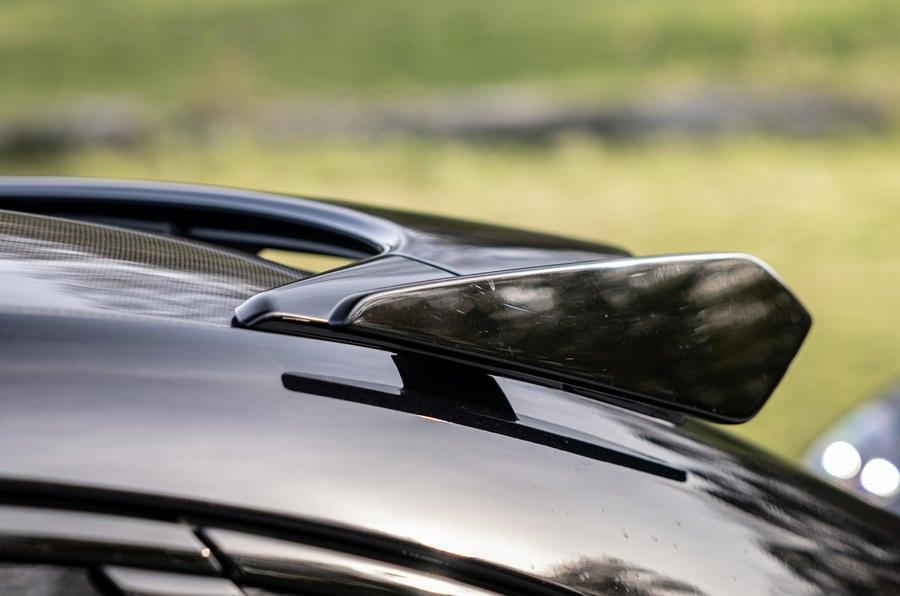 93 porsche cayene turbo coupe prototype 2022 spoiler 0
