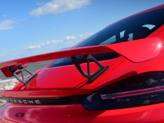 Porsche Cayman GT4 PDK review 18