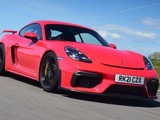 Porsche Cayman GT4 PDK review 2